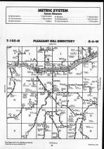 Pleasant Hill T105N-R6W, Winona County 1990 Published By Farm and Home Publishers, LTD